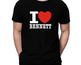 I Love Bennett T-Shirt
