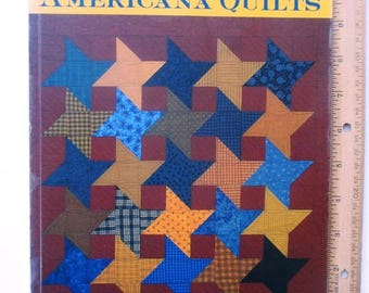 Americana Quilts pattern book