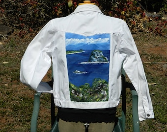 Far North Queensland Islands on Jacket.