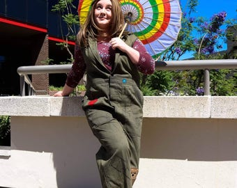 """Authentic Kaylee Jumpsuit """"Firefly/Serenity"""""""
