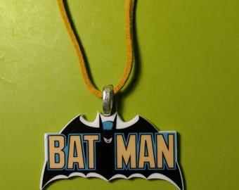 Bat Hero Necklace