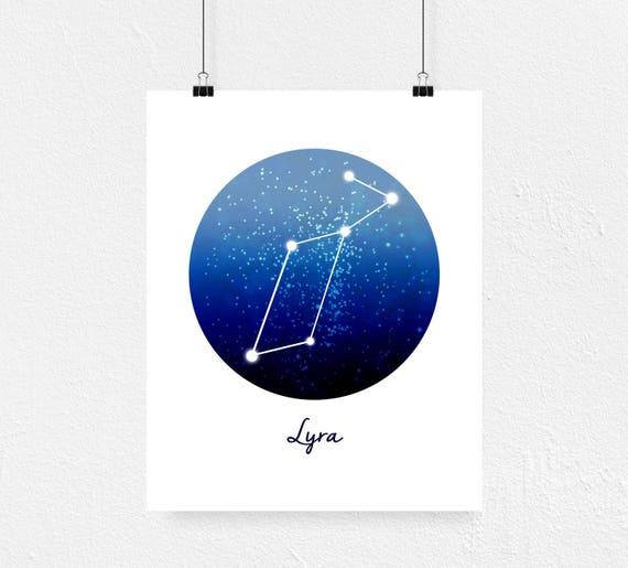 Lyra Print