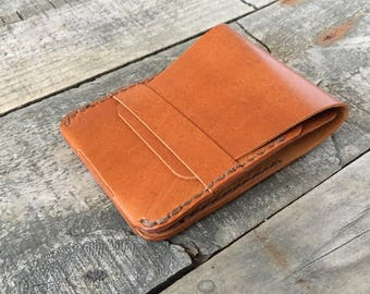 Minimalist wallet Leather wallet Front pocket wallet Kangaroo leather wallet Leather minimalist wallet Mens leather wallet Kangaroo wallet
