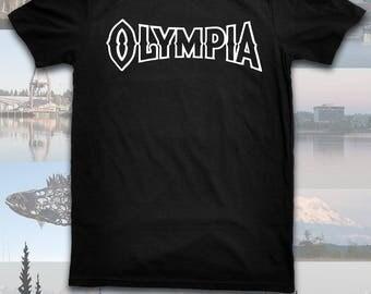 Olympia Logo T Shirt
