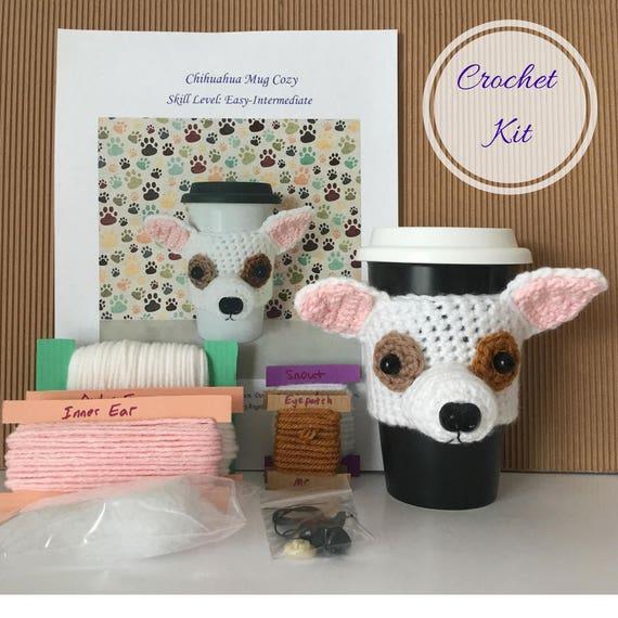 Amigurumi Beginner Kit : Crochet Gifts - Amigurumi Kit - Crocket Starter Kit ...