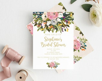 Bridal shower invitations, Hens invitation Bachelorette invitation bachelorette invitations, Bridal shower invite, bridal shower invitations