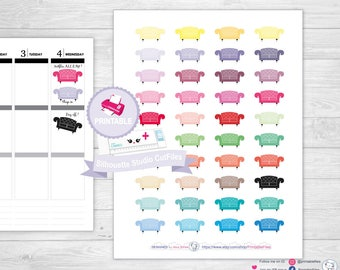 Lazy day planner stickers lazy day stickers planner printable stickers erin condren planner stickers happy planner stickers printable