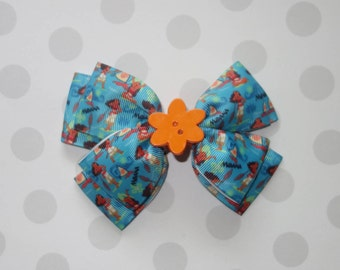 Moana Hair Bow