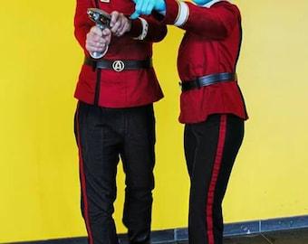 Starfleet Uniform star Trek
