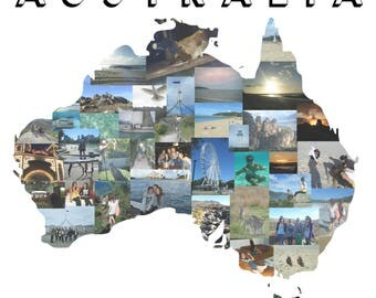 Country Photo Collage