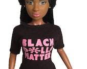 """Pink BDM T-shirt (11.5"""" doll)"""