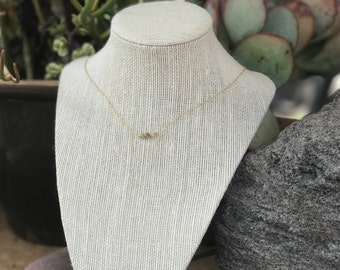 Delicate Beaded Necklace
