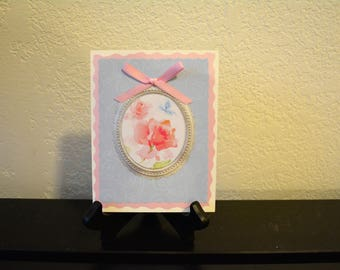Mother's Day cards, Cards for mom, Feminine cards, Happy Mother's Day, Handmade cards, Greeting cards, Floral cards