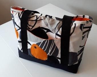 Large Tote Shopping Bag