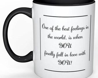 Mug - Best Feeling