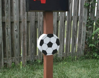 Soccer Fun Mailpost