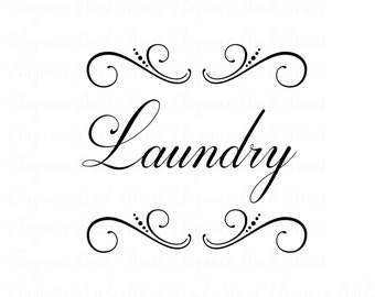 Download Laundry svg | Etsy