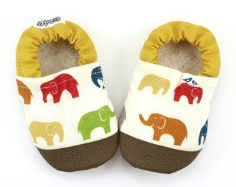 elephant baby shoes elephant clothing baby booties organic baby shoes baby booties baby boy shoes baby girl shoes soft sole shoes vegan baby