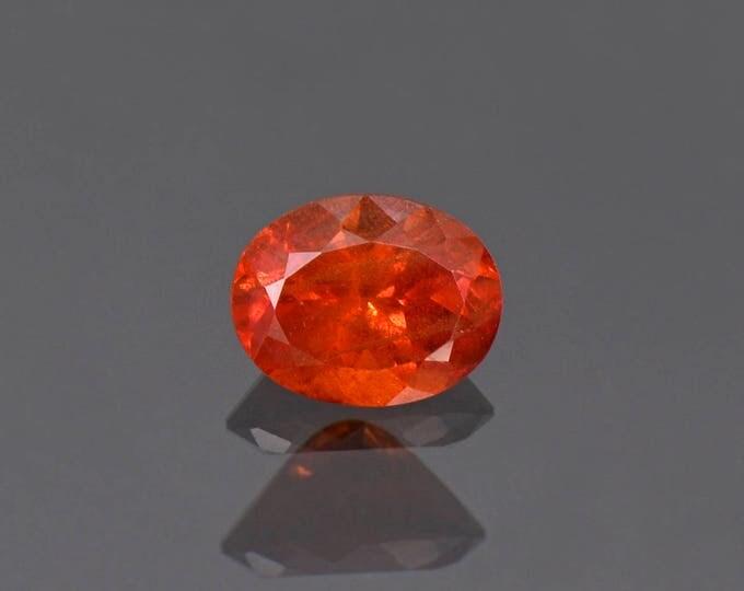 UPRISING SALE! Fantastic Large Rare Orange Triplite Gemstone from Pakistan 2.41 cts.