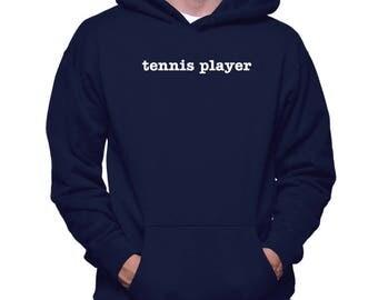 Tennis Player Hoodie