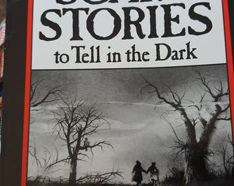 MORE Scary Stories to Tell in the Dark- Alvin Schwartz- Vintage 1984 edition