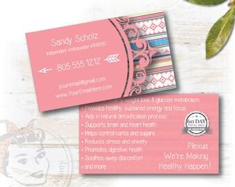 plexus Business Card Aztec