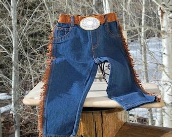 Toddler Cowboy Jeans Size 2-3