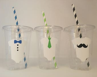 Little man baby shower, Bow Tie baby shower,Mustache baby shower