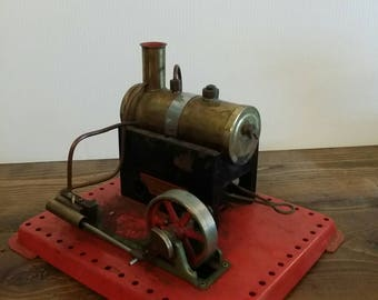 Momod miniature steam engine