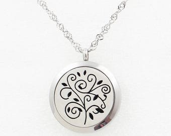 Essentail Oil Diffuser Necklace-