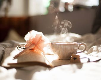 Tea with Tessa - Skype session including a Psychic Reading, Spiritual Coaching and a PDF follow-up