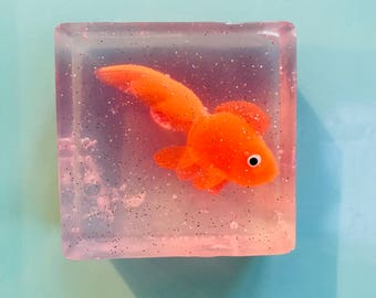 Fish Surprise Soap