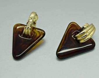 Vintage Avon Interchangeable Earrings Fashion Jewelry