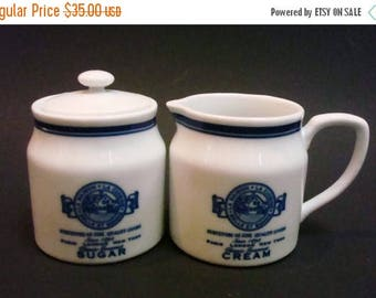 ON SALE NOW La Maison Sugar Bowl with Lid and Creamer