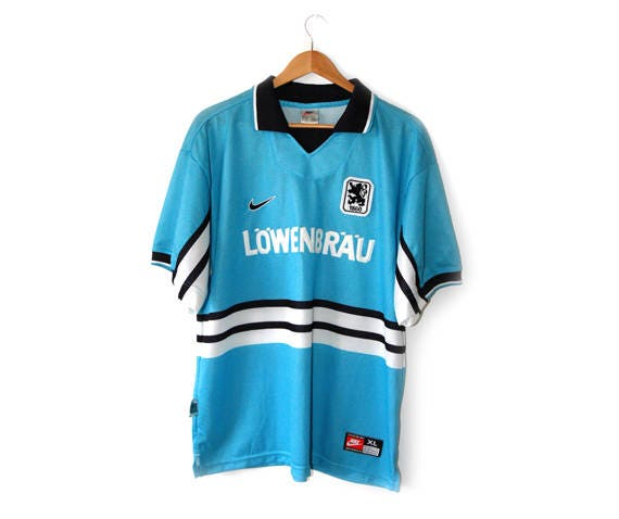 90s football tops, german football tops, 1860 Munchen, bundesliga