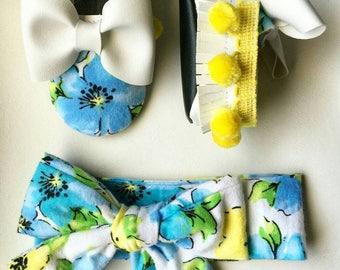 Floral summer set