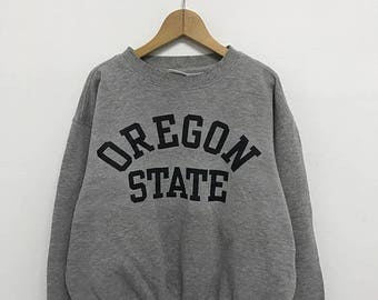 20% OFF Vintage Champion Oregon State Sweatshirt/Champion Sweater/Champion Clothing/Champion Spellout