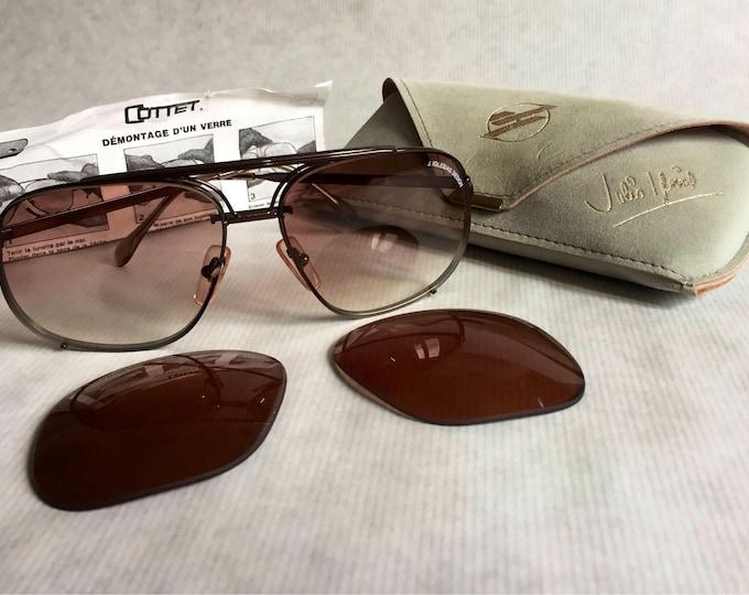 Julio Iglesias 962 Vintage Sunglasses - Full Set - New Unworn Deadstock