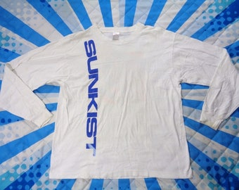 Sunkist Tshirt Drink in the Sun sz. XL
