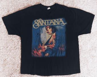 Santana Tour Top