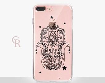 Hamsa Phone Case For iPhone 8 iPhone 8 Plus - iPhone X - iPhone 7 Plus - iPhone 6 - iPhone 6S - iPhone SE - Samsung S8 - iPhone 5