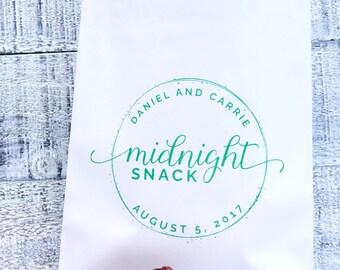 Wedding Favor Bags, Candy Bags, Dessert Bar, Candy Buffet, Dessert Buffet, Cookie Bag, Wedding Favor Bags, Candy Bags, Popcorn Bag