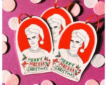 Merry Mozzer Christmas -  Christmas Tree Decoration