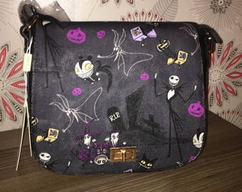 The Nightmare Before Christmas Inspired Bag