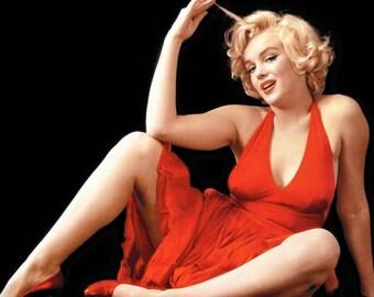 Marilyn Monroe  8.5x11 Custom Made Photo Movie Star