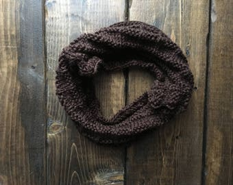 Child's Brown Cowl