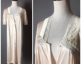 Vintage lingerie / vintage nightie / vintage nightgown / vintage negligee / vintage sleepwear / pajamas / pinup lingerie 8192