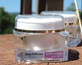 Body Butter PRETTY MOMMY safe for pregnant/nursing women by Elena Pellicano Essentials 50 grams (1.7 oz)
