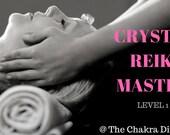 Crystal Reiki: Level 1...