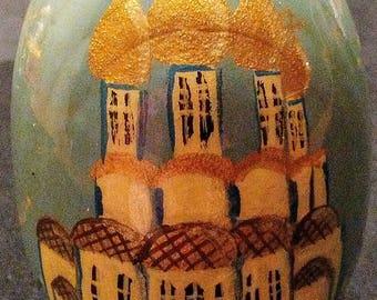 Russian Easter egg.
